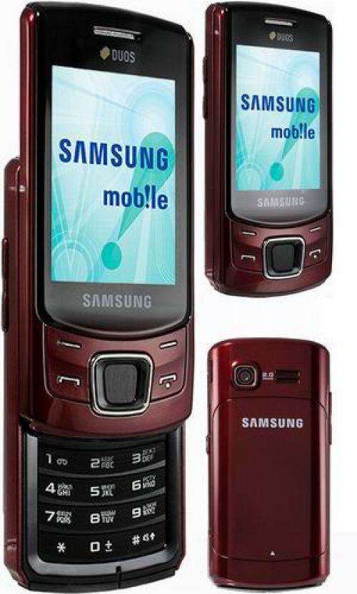 Samsung C6112 Duos Инструкция