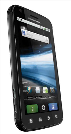 8812c5ed5bb8 CES 2011  двухъядерный смартфон Motorola Atrix 4G поддерживает сети HSPA+