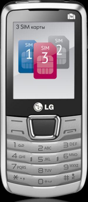 8d477ac6d9d6 Телефон LG A290 на три SIM-карты представлен официально   Мобильная ...