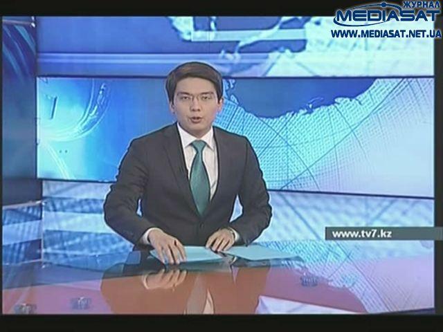 Тесты телеканала 'Седьмой канал' (Казахстан) появились на 11585V